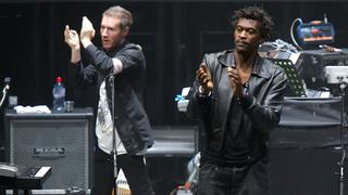 Massive Attack (fot. getty images)