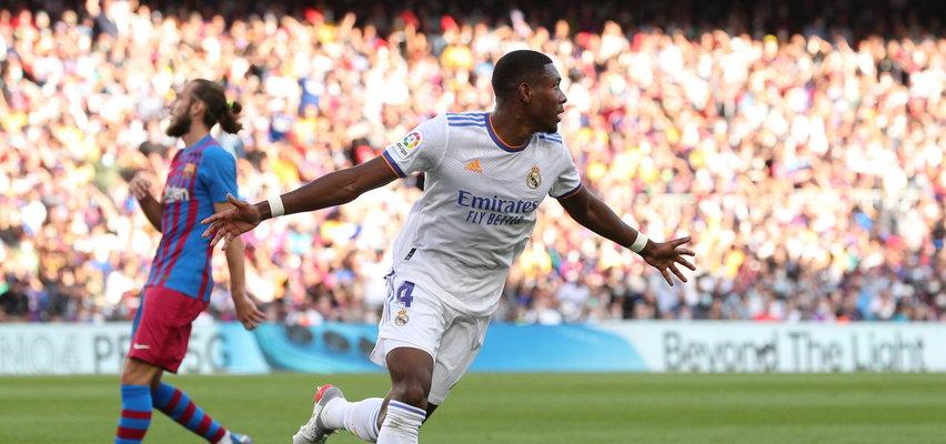 Real Madryt wygrywa na Camp Nou! Czwarta porażka z rzędu Barcelony w El Clasico [WIDEO ]