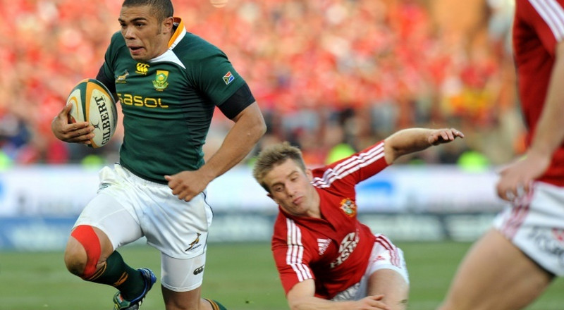 Gatland's record adds 'spice' to Lions tour for ex-Springbok Habana