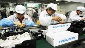 Foxconn zwolni większość pracowników
