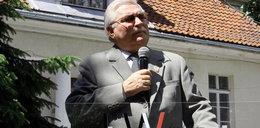 Komornik u Wałęsy. Zalega z czynszem na setki tysięcy!