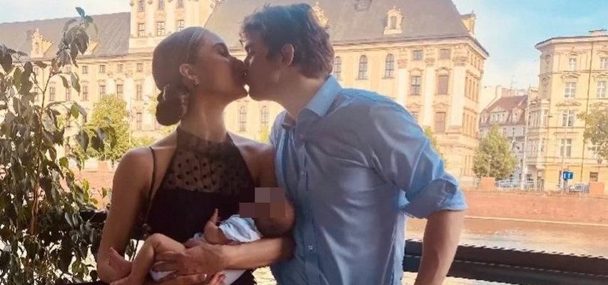 Ida Nowakowska planuje ochrzcić syna. Marzy o jednym