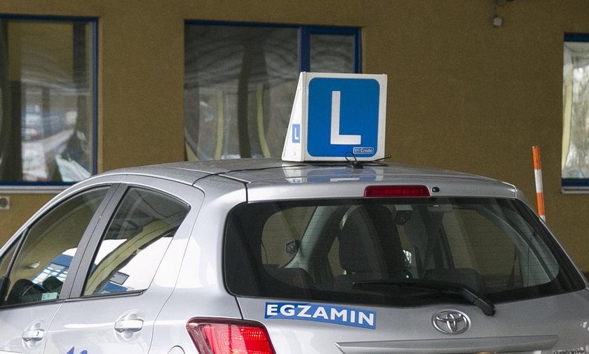 Mieszkaniec Piotrkowa Trybunalskiego po raz dwusetny oblał egzamin na prawo jazdy.
