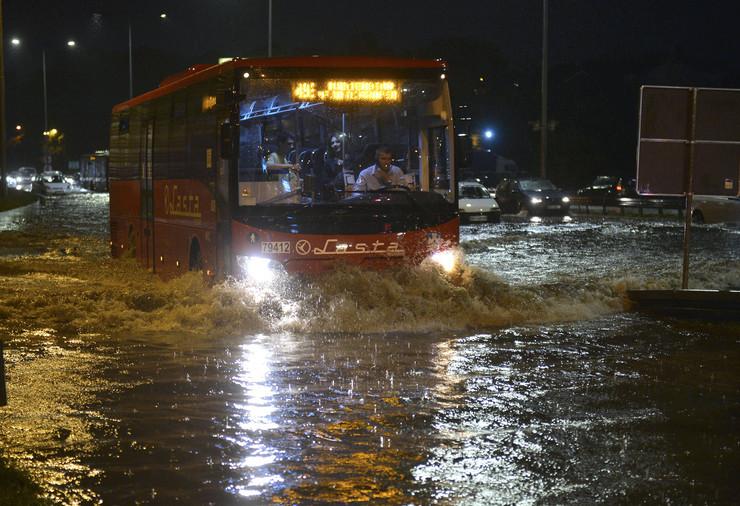 Beograd, poplave