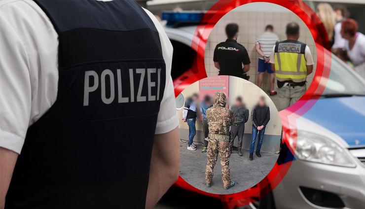 policija balkanci RAS Shutterstock National Police of Ukraine Policia Nacional Interior