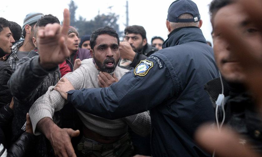 Uchodźcy udaremnili gwałt na 7-letniej dziewczynce