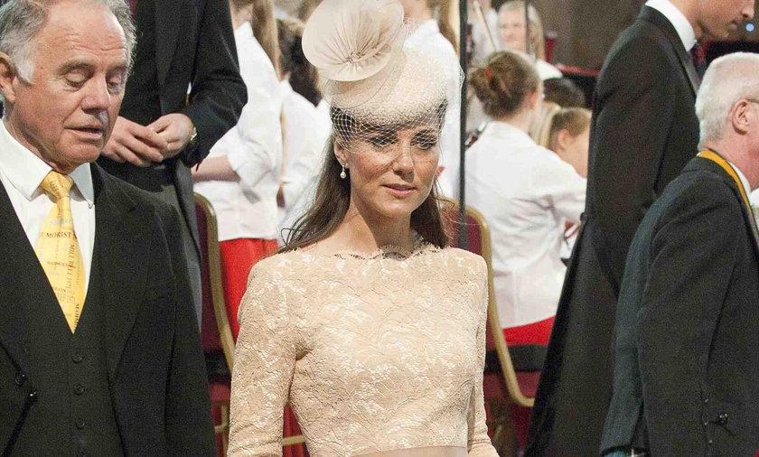 Księżna Catherine wydaje tyle na ubrania