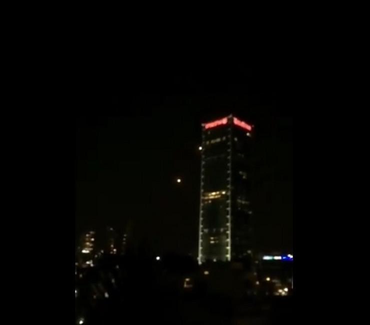 Tel Aviv, sirena, raketa, sc ostalo