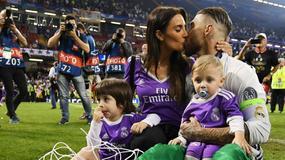 Tak piłkarze Realu świętowali z rodzinami triumf w Lidze Mistrzów