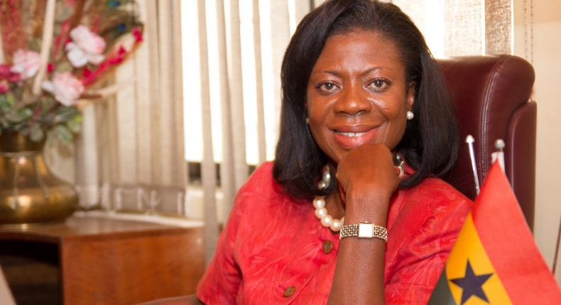 Mrs Kate Quartey Papafio (CEO OF Reroy Power Limited)