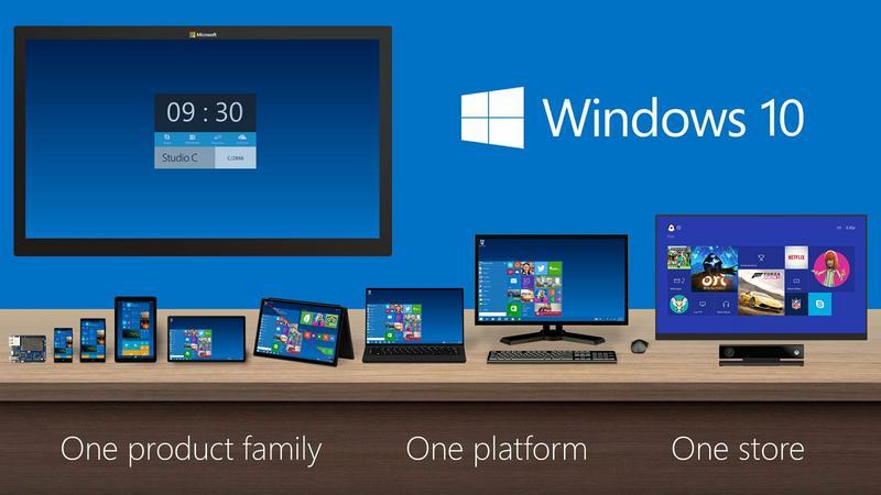 Microsoft okroi Windowsa 10