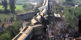 Katastrofa w Egipcie. Zatrzymano maszynistów obu pociągów