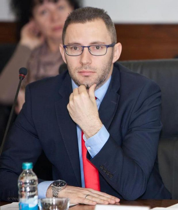 Darko Tomaš, načelnik Prnjavora