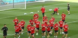 Polacy bez treningu w Sankt Petersburgu. UEFA obawia sięo stan murawy