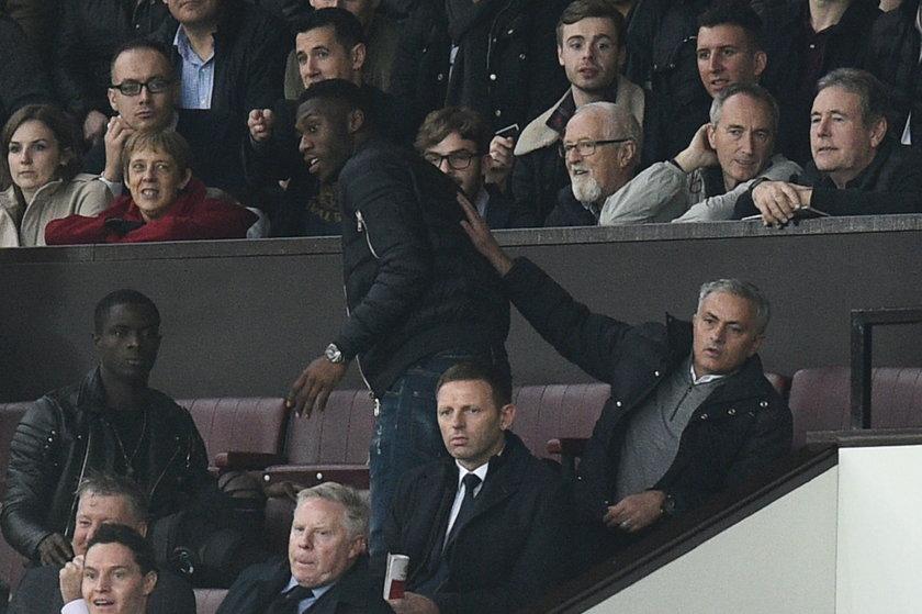Mourinho ma problemy