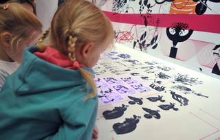 Zachęta: Wystawa ilustracji dla dzieci