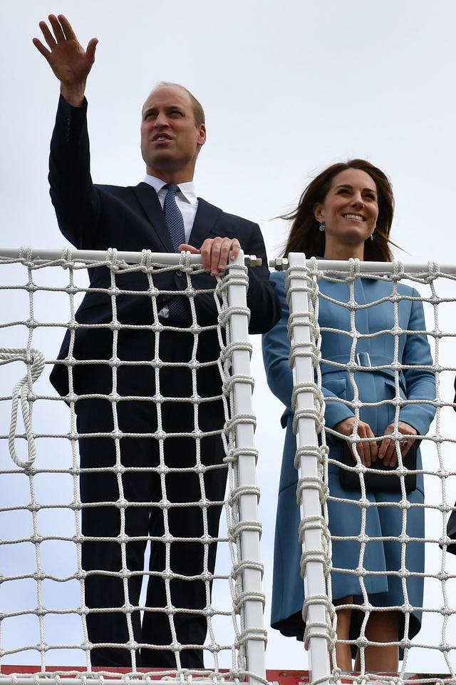 Kate Middleton i William Randki