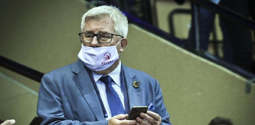 Czarnecki znów wygwizdany na meczu. Kibice nie mieli litości
