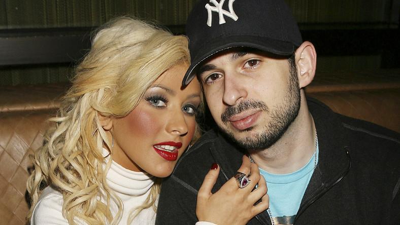 Christina Aguilera i Jordan Bratman