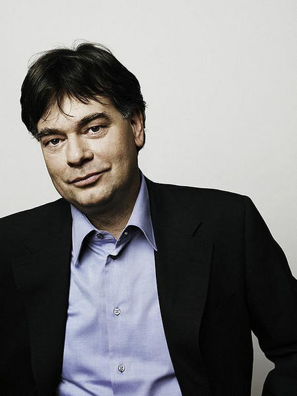 Verner Kogler, predsednik austrijskih Zelenih