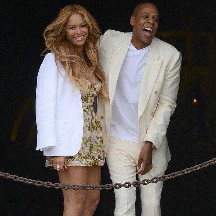 Beyonce i Jay Z we Włoszech