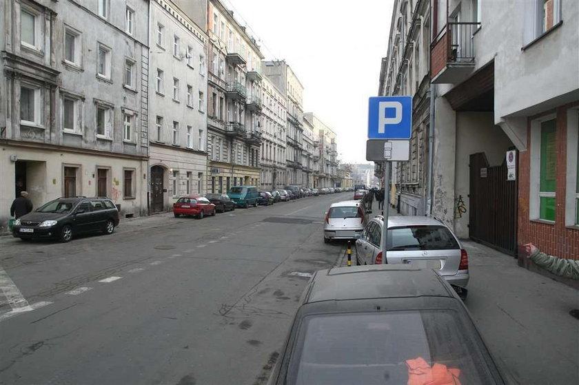 Można parkować na Trójkącie