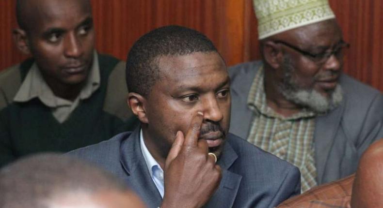NHIF boss Geoffrey Mwangi