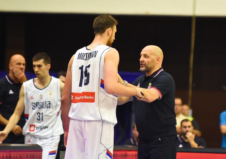 Košarkaška reprezentacija Srbije, Košarkaška reprezentacija Nemačke