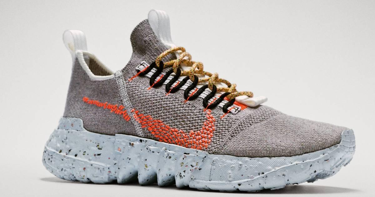 Space Hippie: Nike kündigt Release seiner recycelten Schuhkollektion an
