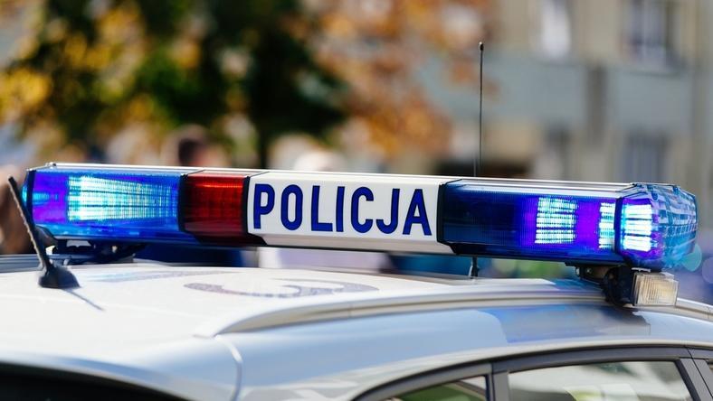 Policja bada sprawę podpalenia bezdomnego w Toruniu