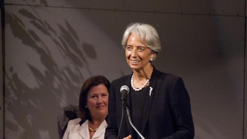 Szefowa MFW ostrzega: Światu grozi spirala śmierci