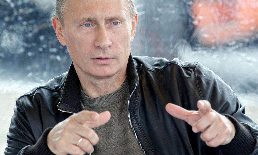 Władimir Putin uwielbia otaczać się luksusowymi produktami