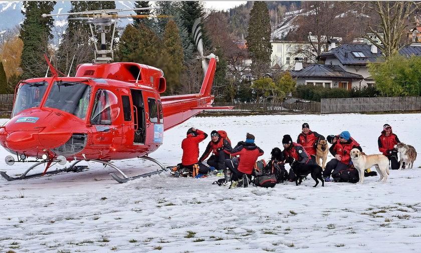 Lawina w Austrii zabiła czeskich turystów
