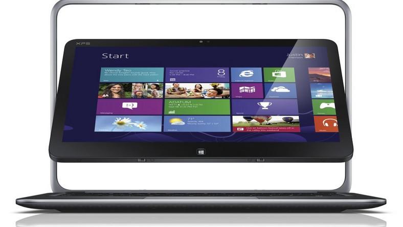 Nowy laptopo-tablet Della