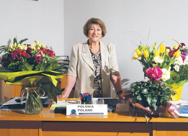 Barbara Borys-Damięcka, reżyserka telewizyjna, senator od 2007 r. W X kadencji będzie marszałkiem seniorem