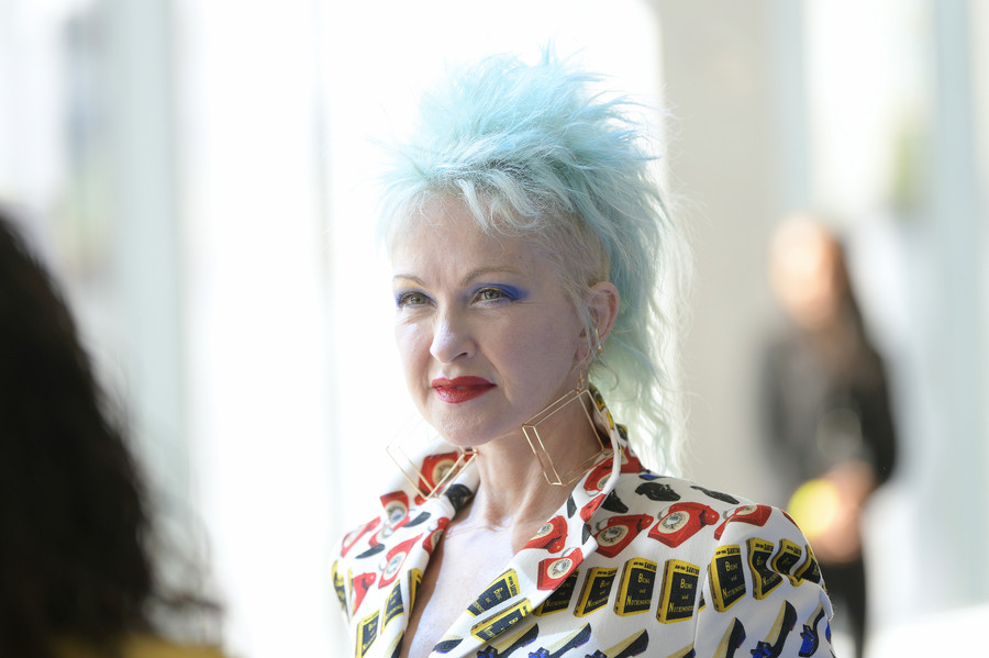Cyndi Lauper fot. Roy Rochlin / Stringer/ GettyImages