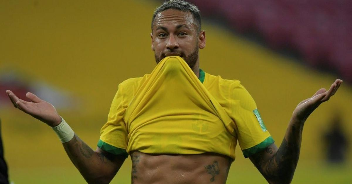 World Cup in 2022 'will be my last', says Neymar