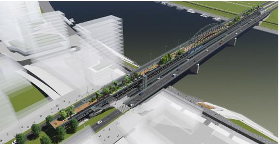 Do kraja naredne godine počeće rekonstrukcija Starog savskog mosta