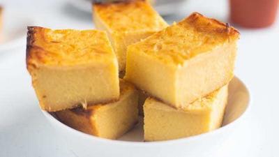 DIY Recipes: How to make Cassava cake