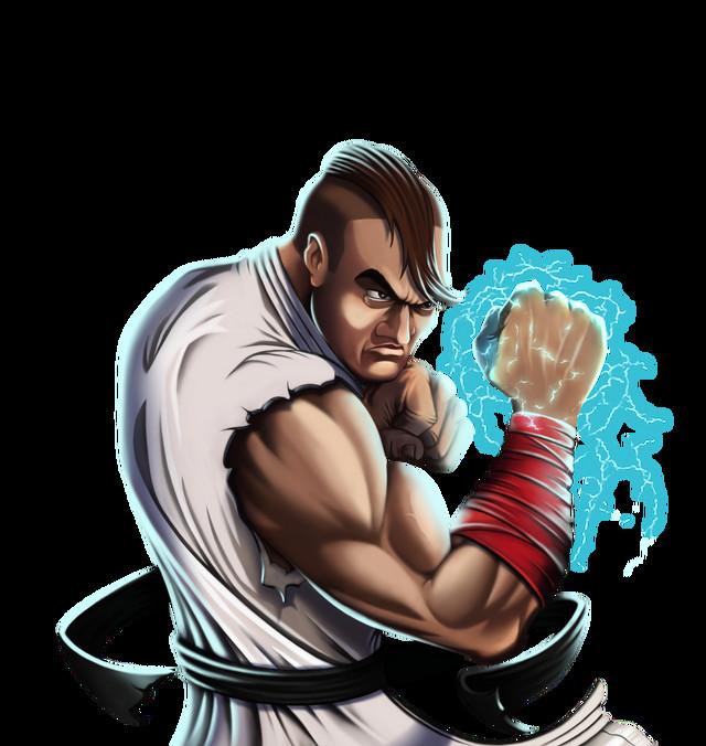 "Junak iz igre ""Karate Do"""