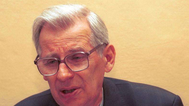 Wiesław Chrzanowski poparł PJN