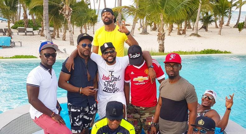 Banky W and friends.