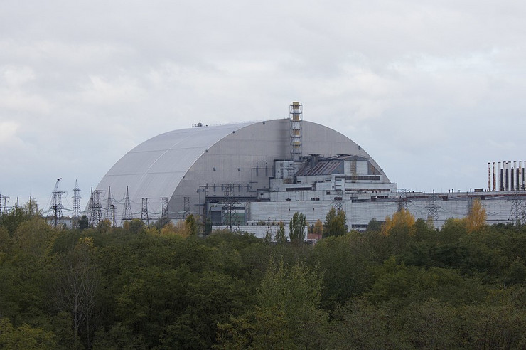 Černobilj, danas Tim Porter