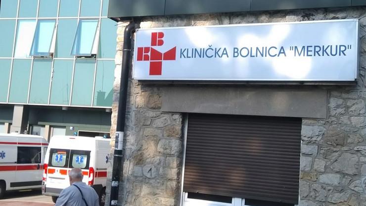 Hrvatska bolnica Merkur