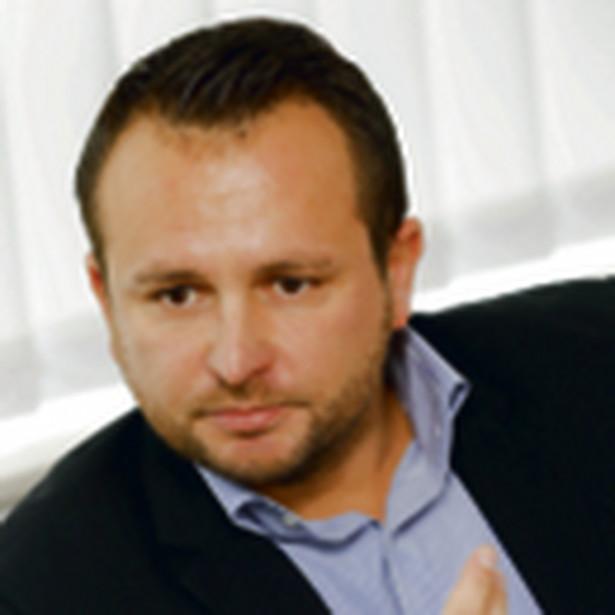 Jacek Skała, przewodniczący Związku Zawodowego Prokuratorów i Pracowników Prokuratury RP