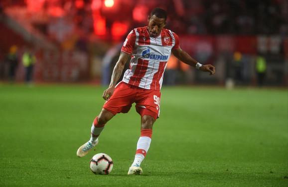 Radživa van la Para je postigao prvi gol u crveno-belom dresu protiv Trepče