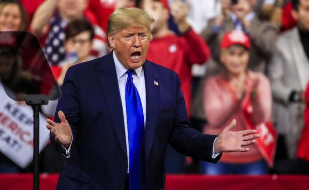 Donald Trump kolejny raz zagroził nałożeniem karnych ceł na importowane samochody