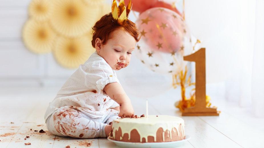 Co potrafi roczne dziecko?