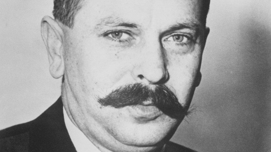 Michał Goleniewski (zdjęcie z 1965 r.)