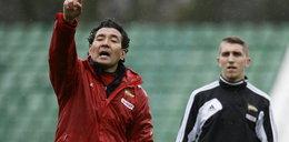 Trener Lechii chce grać o podium